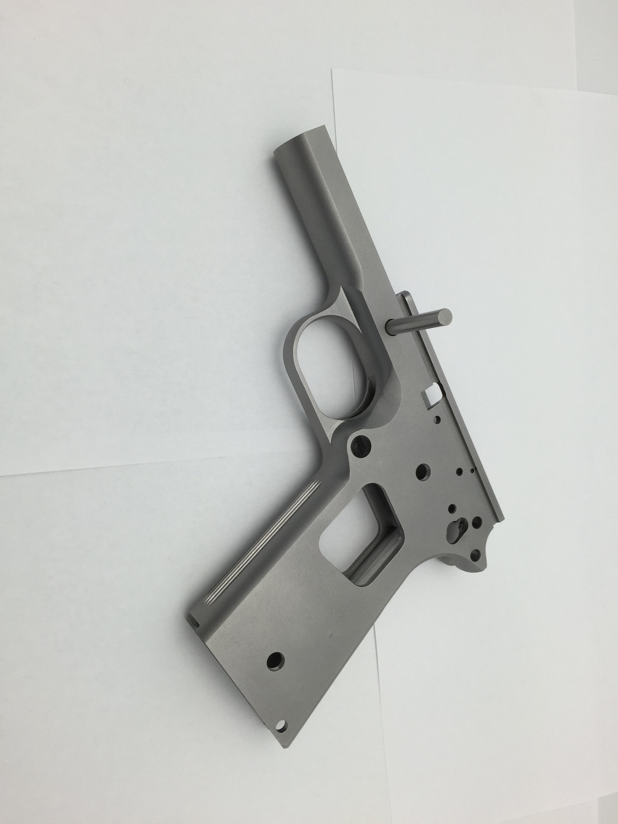Colt / Caspian fitment issue - 1911Forum
